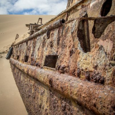 Namibia safari skeleton coast