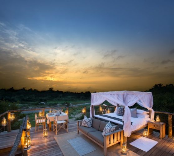 lion sands tinyeleti treehouse, lion sands, sabi sand, kruger national park, south africa safaris, sleepout, sleep out